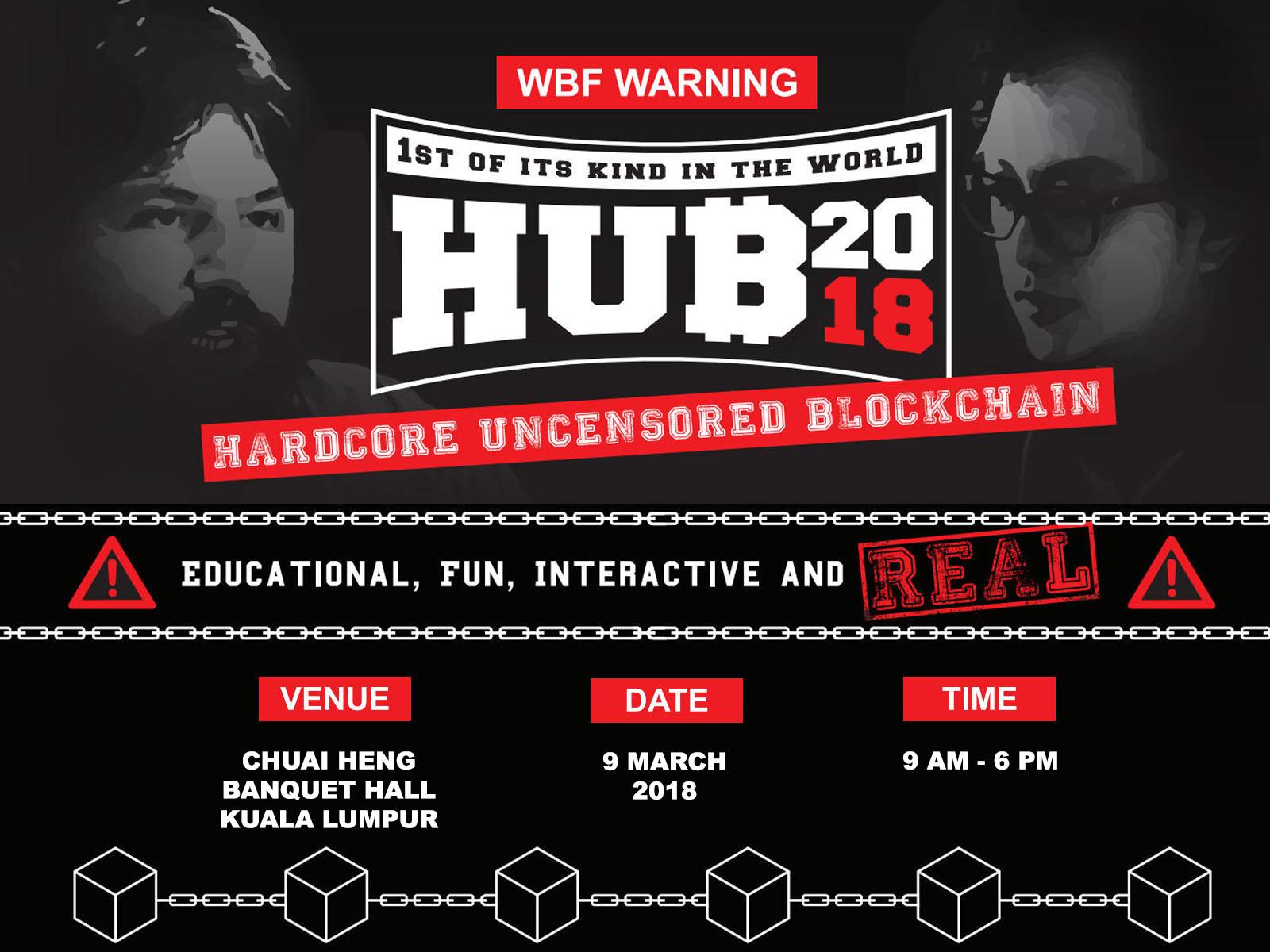 HUB2018 REGISTRATION 2