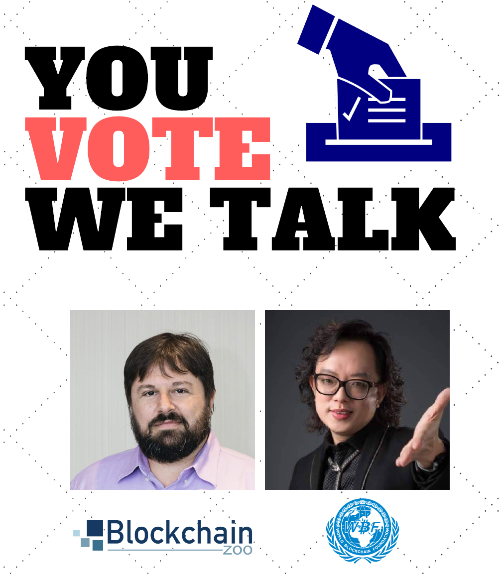 You Vote We Talk Meet Up
